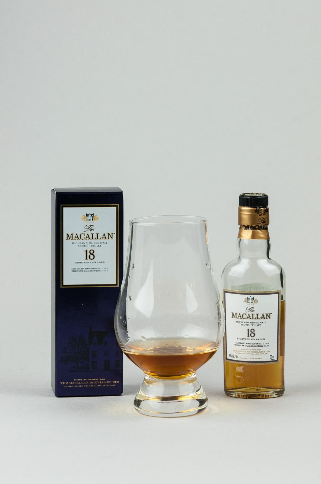 Macallan Scotch Whisky Reviews - Best Macallan - Connosr